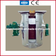 Best Price 0.15t Scrap Iron Melting Induction Furnace with High Temperature