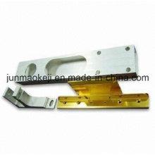 Extrusion en aluminium avec finition polie, anodisée ou peinte