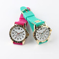 new silicone watches bands new style ladies watches