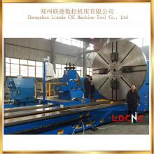 C61200 Máquina manual de la máquina del torno del rodillo de la precisión manual china