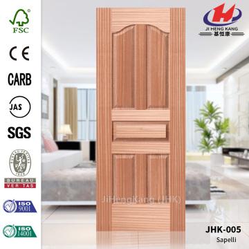 Fashion Natural Sapele Interior Door Skin