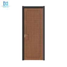 GO-A105 High Quality MDF Interior wooden single fashion door designs
