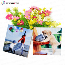 printable sublimation ceramic tile for customized printing,blank tile