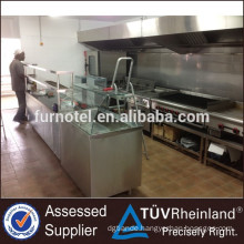 Hot Stainless Steel Kitchen Equipment Restaurant