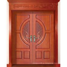 Porta de madeira (HDF-002)