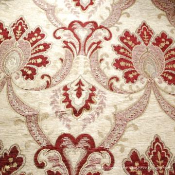 Tissu Canapé Double Chenille pour le Moyen-Orient par 440GSM