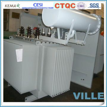 Oil immersed sealed power transformer 10kv
