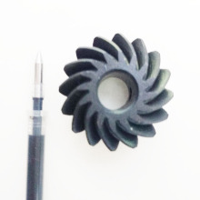Custom Machined Steel Small Bevel Spiral Gear