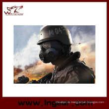 Taktische M04 Full Face Militär Gasmaske Verwendung für Wargame