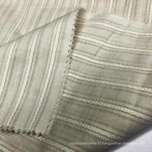 Tissu 100% coton teint
