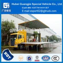 JAC 4x2 LED etapa móvil camión en venta publicidad roadshow
