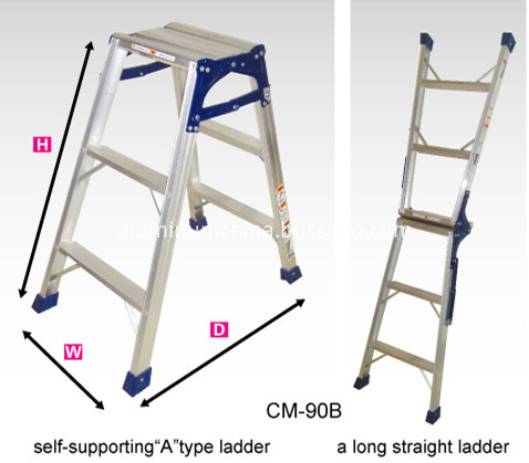 double side ladder CM
