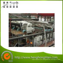 Forno de tratamento de calor Metal aço