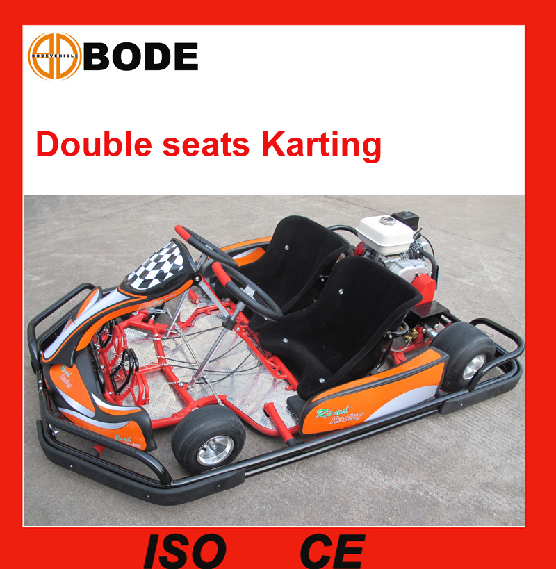 New Double 270cc Racing Karting with High Quality