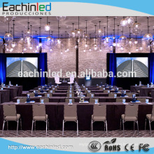 P4 TV Station/Inside Stadium Live Show Video Processor Indoor Video LED Display Screen Coffee Shops P4 Full color Indoor LED Display screen