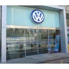 Auto Shop Accionamiento automático de la puerta corredera