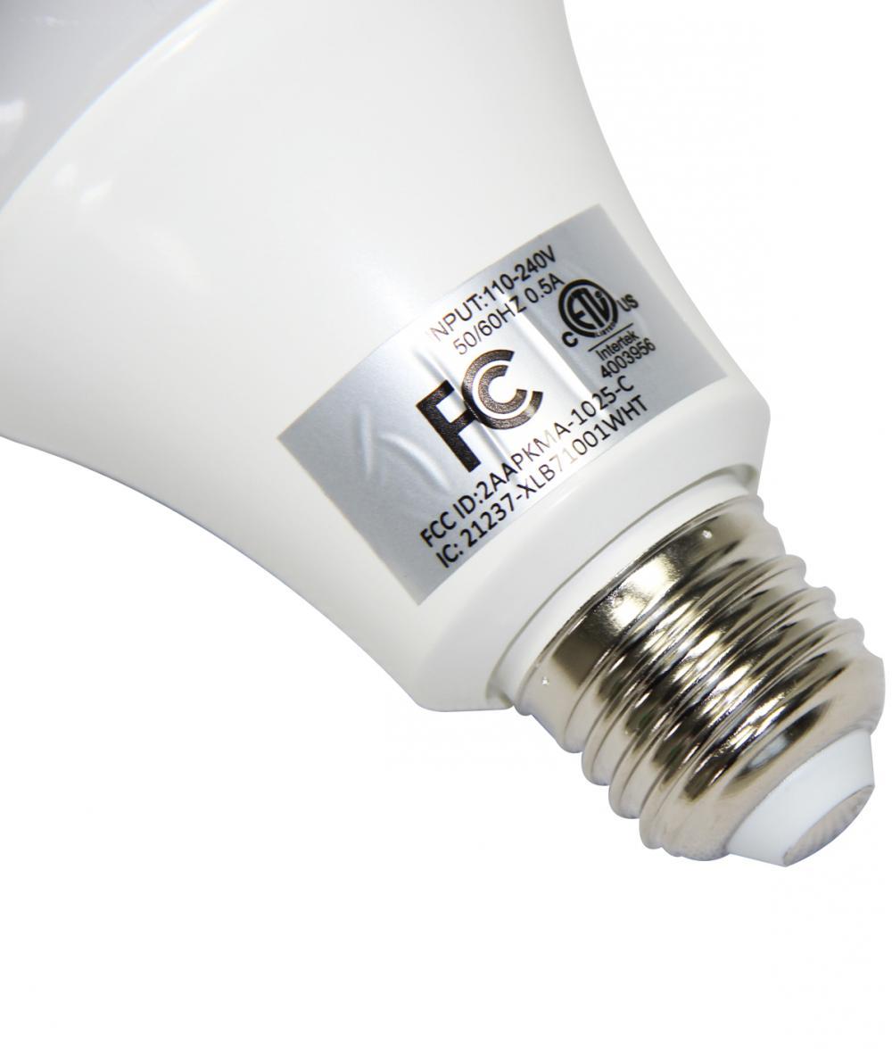 ETL WIFI Bulb FCC RGB Bulb
