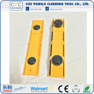 Fournisseur d'or Chine mini-vitre magnétique nettoyant vitre raclette