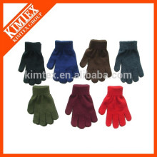 Cheap winter knit gloves
