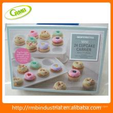 Uso diario caja de pastel de plástico (RMB)