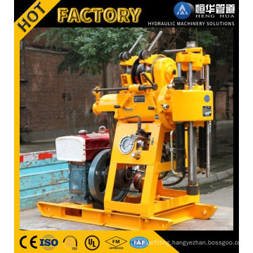 Rubber Track Crawler-Mounted Drilling Rig Machine