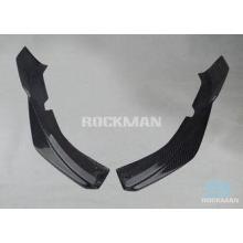 OEM Vacuum Carbon Fiber Front Splitters For Maserati GranTu