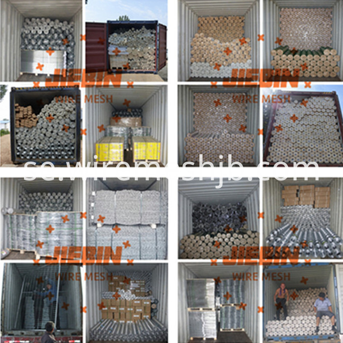 Galvanized Hexagonal Gabion Box