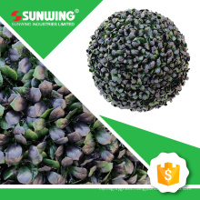 Sunwing outdoor anti-uv dark buxus grass ball for party decoration