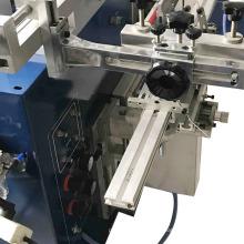 imprimante de sérigraphie de poteau de pêche semi-automatique