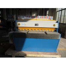 Qh11d-3.5X1500 Hohe Präzision Mechanische Guillotine Metall Scher Schneidemaschine