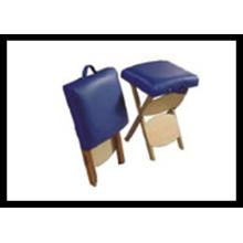 Silla portátil de madera de la venta caliente del masaje (MTC-1) Acupuntura