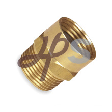 brass GHT garden hose fitting