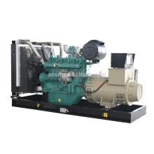 Generador de energía silencioso de AOSIF 120kw hecho con el motor de Wandi
