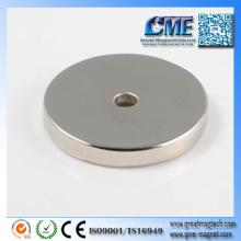 Super Strong Flat Magnets Strongest Permanent Magnetic Material