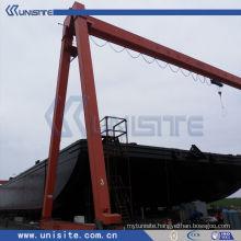 steel floating barge for dredging and marine transportation(USA-3-010)