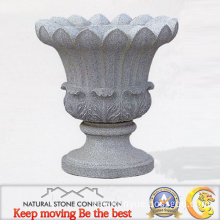 China Granite Stone Flowerpot for Garden and Landscape