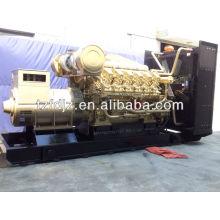 Производитель Китай генератор 1500kva Jichai тепловозный комплект с сертификатом CE