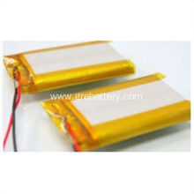 603048 3.7v 900mAh Rechargeable Lithium Polymer Digital Batteries