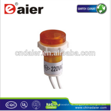 Daier PL1604W bernsteinfarbene LED-Leuchtmittel