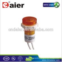 Daier PL1604W amber led indicator light bulbs