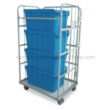2015 Foldable Roll Pallets Container with Wheel Hot Selling