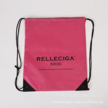 Custom 210d Oxford Drawstring Bag Storage Gym Bag