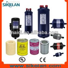 Secador de filtro de línea de líquido SEK-306S Molecular Sieve