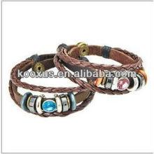 Art und Weisearmbandcharmearmbandgewohnheitarmbandlederarmband