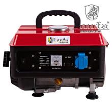 China Fabricante 650W pequeno gerador de gasolina para camping