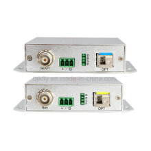 Sdi Transmitter & Receiver Video Converter with RS485