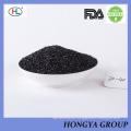 contenido de ceniza 4% de cáscara de coco carbón activado