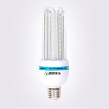 4u luz de bulbo del LED 16W Iluminación superior del poste