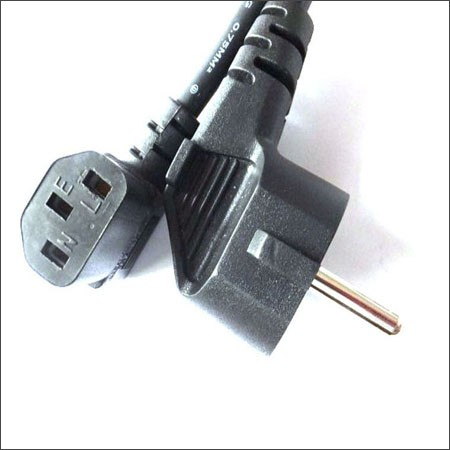 VDE Certificated ceeto iec c13 plug EURO Power cord