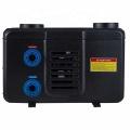 European plastic casing air source swimming pool pump